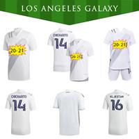 Los Angeles La Galaxy Jersey 2020 FC Football 10 Pavon 9 Ibrahimovic 17 Lletget 8 Jonathan Dos Santos Steres Depuy Shirt Shirt Kits Top