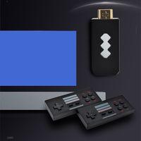 4 كيلو hd فيديو لعبة لاعب مع 2.4 جرام اللاسلكية المحمولة لعبة جويستيك hdtv 818 الرجعية ألعاب الكلاسيكية اللاسلكية المحمولة الألعاب لوحات المفاتيح للأطفال هدية