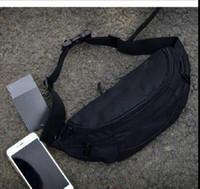 Новое прибытие дизайнерский спортивный стиль талии сумки оптом мужчины и женские сундуки высококачественные унисекс Фанни пакеты