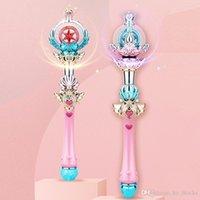 Karikatür Sailor Moon Yılı Değnek Prenses Oyuncaklar Müzikal Bebek Işık LED Peri Aydınlık Yeni Sihirli Doğum Günü Hediyeleri Kız Yıldız Yukarı Çocuk EJTDC