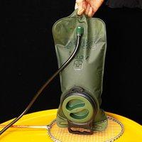 Hidratación 2L TPU Bolsas de agua Boca Deportes Veshadilla Camping Senderismo Escalada Bolsas militares de agua