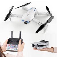 GOOLRC S162 RC Дрон с камерой 4K Мини Дрон Регулируемый широкоугольный 5G Wi-Fi GPS жест FPV RC Quadcopter Dron Folledme VS S167