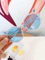 2020 neue koreanische version kaninchenohren kinder sonnenbrille mode sunglasses baby nette kleine kaninchen sonnenbrille