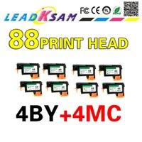 خراطيش الحبر متوافق مع 88 C9381A C9382A رأس الطباعة رأس الطباعة K550 K5400 K8600 L7480 L7550 L7580 L7590 L7650 L7650 L7680