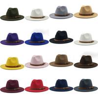 جلدية مشبك فيدورا شهم الأعلى قبعة الصوف من جلد الغزال الجاز الشتاء رجل ترايلبي كاب في الهواء الطلق الأزياء الأنيقة متعدد الألوان 13xg G2