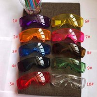 Mode Schutzbrille Anti-Nebel Staubdichte Brille Brillen Unisex Eye Glas Transparente Outdoor Splash Proof Safety Brille Geschenke