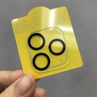 Geri Kamera Lens Temperli Cam Film Galss Koruyucu iPhone 12 Mini 12 Pro Max 11 Pro Max Perakende