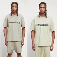 2021 USA Europa Frühling Sommer Hip Hop Front 3D Silikon Feste T-Shirt Skateboard T-Shirt Männer Frauen Kurzarm Casual Tshirt
