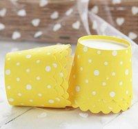 لون كعكة العفن كوب متنوعة 20 تصميم الكعك كيك القالب حالة ورقة الخبز كأس بطانات العفن كعكة الديكور ضياء bbycut ladyshome