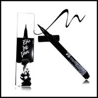 دروبشيبينغ نيوكس ملحمة حبر بطانة NYX سوداء كحل قلم رصاص ماكياج السائل أسود لون أسود اينر ماء مستحضرات التجميل طويلة الأمد