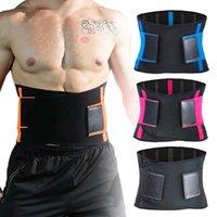 ACCESSOIRES Taille Tondeuse Bande Lumbare Back Support Gym Gym Fitness Impressionnement Abdominal Abdominal Entraîneur