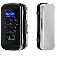Kapı Zili Akıllı Parmak İzi Kapı Kilidi Elektronik Dijital Açacağı Elektrikli RFID Biyometrik Güvenlik Çift Şifre Office Stoptan1