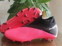 2021 فانتوم VSN Vision II Elite DF FG 2 2S الحي الحي في المستقبل DNA رجل عالي الكاحل كرة القدم المرابط أحذية كرة القدم الأحذية US6.5-11