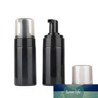 100 шт. 100 / 120/150 / 200 мл черных пластиковых поползных дорожных пешерных насосов бутылка для мытья мыль для мытья питомца DIY жидкое посудомоечное мыло