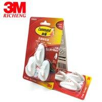 Командные крюки 3M - Оптовые цены на командные крюки Небольшие 3M Командные крючки Крючки 2Пак (3Хока / пакет) 450 г 201022