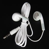 white Classic good Disposable cheap white earphones low cost earbuds for Theatre/Museum/School/library/hotel/hospital Gift earset 1000 pcs