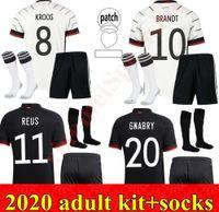 2020 2021 فريق وطني الرجال كيت كرة القدم الفانيلة 20 21 هملاء كتروس دروس دروسر ريوس مولر غوتز كيميش أطقم الكبار لكرة القدم قميص موحدة