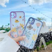 Coque de téléphone fleur de bricolage pour iPhone Coque 3D Thlower Tlove Serrer et pro Fine Trou xs MAX Max Skin-Friendly X personnalisé xr / 8plus