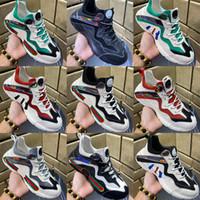 2020 Paris Erkek İtalya Üst Yüksek Kaliteli Tasarımcılar Ayakkabı Marka Moda Lüks Rahat İtalyan Platformu Triple S Sneaker Düz Açık Eğitmenler