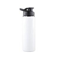 Nuovo arrivo Smooth Sublimation Blanks Bottiglie di alluminio Bollitore Creativo Bollitore personalizzato di alta qualità Prevenzione delle tazze dell'acqua Design popolare
