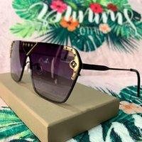 2021 Nouveaux lunettes de soleil Punk de luxe Femmes Vintage Vintage Gothic Sun Lunettes Hommes Oculos Feminino Sunglass Lentes Gafas de Sol UV400 J1211