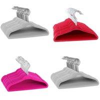 Appendiabiti in metallo Appendiabiti Abbigliamento Small Durable Solid Color Color Non Slip Holder Donna Uomo Cremagliera Conveniente 0 8HL K3