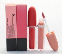 12шт макияж матовая жидкая помада губной губной губной космесьи водонепроницаемый 12 цветов для 3G бесплатная доставка