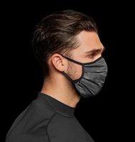 위장 얼굴 마스크 유니섹스 메쉬 사이클링 입 커버 빨 수있는 재사용 가능한 빠른 건조 호흡기 패션 통기성 방진 마스크 ZZC4353