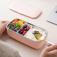 طاولات الأرز 1000 ملليلتر الكهربائية الغداء مربع المياه مجانا طباخ التدفئة المحمولة درجة حرارة ثابتة مصغرة أدفأ 24 فولت