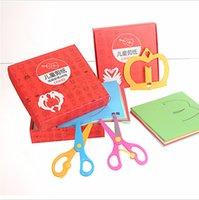 Envío gratis Niño Papel Corte Sabor Manual DIY Juguete de bricolaje 3-6 años de edad Kindergarten Bebé Origami Hacer rompecabezas Material de creatividad tridimensional