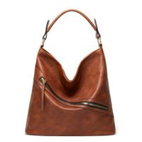 HBP 2020 новая мода женская сумка большая емкость одиночная сумка ретро ведра сумка мессенджера сумочка BSD-040