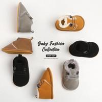 2021 moda criança recém-nascido bebê menino menina couro macio sola berço sapatos sneakers pré-palco sólido quente primeiros caminhantes1