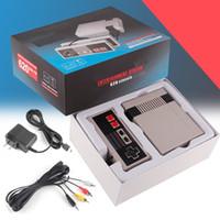 미니 TV는 NES 게임 콘솔을위한 620 게임 콘솔 비디오 핸드 헬드를 저장할 수 있습니다. Pocket Box PK TV Box가있는 Portable Game Players
