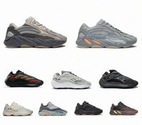 2021 adidas kanye west yeezy boost 700 v2 v3 yezzy yeezys shoes chaussures yecheil scarpe shoes 3m white black reflective mens women stock x sneakers wave runner 700