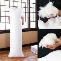 16 150x50 cm Uzun Sarılma Vücut Yastık İç Eklemek Anime Vücut Yastık Çekirdek Kare İç Ev Kullanımı Yastık Dolum1