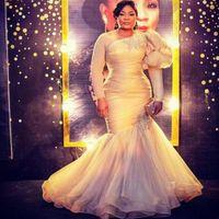 Плюс размер вечерние платья русалки 2021 Aso Ebi из бисера оборманов Официальные выпускные платья Abiye Vestido Longo африканская вечеринка платья