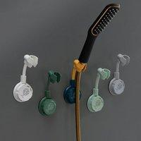 Suporte de chuveiro de ajuste universal de soco-livre fixo Base fixa do chuveiro do chuveiro do chuveiro do chuveiro do chuveiro VTKY2096