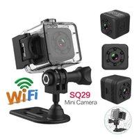 Neue SQ29 IP-Kamera HD Wifi Mini-Kamera-Magnetkörper-Micro-Nocken-Nachtsicht wasserdichtes Gehäuse-DV-DVR-kleiner Camcorder PK SQ11 SQ121