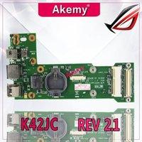 Akemy K42JC rev2.0 k42jc rev 2.1 IO 보드 asus k42j x42j a42j a40j k42jr k42jz K42JY K42JV 전원 보드 USB Power1