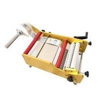 Máquina de vedação de alimentos vácuo Sammi Pack Produto manual redonda pequena rotulagem para garrafa de vidro1