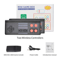 4K Video Game Console can store 821 Classic Games 8 Bit Mini...