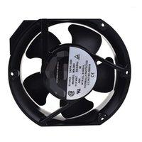 ل Comair Rotron MR2B3 MA2B3 MR2D3TDN AC115V MR2B3QDN 172 * 150 * 51mm المعالج مروحة تبريد التبريد Heatsink Fan1