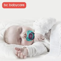 BC Babycare Silicone Baby Pacifier Infant Breathable Thin- ro...