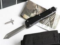 특별 제공 MIC 기술 UT 대형 칼 (4 개 스타일 둥근 생크) 사냥 접이식 포켓 칼 XMA 선물