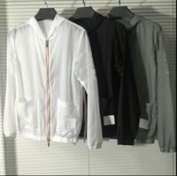 Marke Designer Jacke 2021 Mode Gezeiten Herrenjacke Mantel Luxus Herren Hoodie Casual Sport Outdoor Windschutz Wasserdichte Jacke