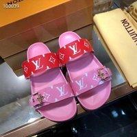 Siddons 20212020Summer Sandales Shorts Beach Slide Мода Носить Тапочки Дамы Плоские Обувь Бесплатная Доставка и Бесплатная Доставка