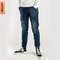 Jeans Menores Shabiqi 2021Jeans Hombres Pantalones rectos Hombre Clásico Macho Denim Designer Pantalones Casual Chic Fashion Elasticity1