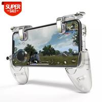 Eastvita S3 R11 GamePad Gamepad pour PUBG L1R1 Tireuse Tireuse Toughger Fire Bouton Joystick pour iPhone Android Téléphone mobile R30 # JR1E