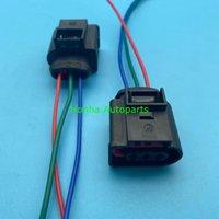 23/10/20/50/100 PCS 3 Pins Automotive Kraftstoff Rail Drucksensor Connector Plug 4D0971993 4D0 971 993 mit Draht ohne Drahtauto