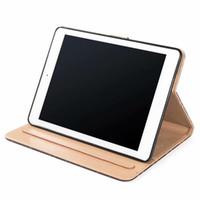 Casos para 2020 12.9 Funda de tableta de alto grado para 2020 iPadPro 11 Air10.5 Mini123 Mini45 iPad10.2 Fashion Classic Custic Cuero Titular del iPad Case